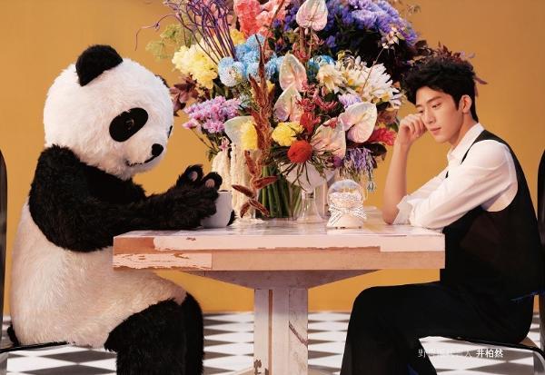 野兽派2021七夕熊猫玫瑰系列可爱登场
