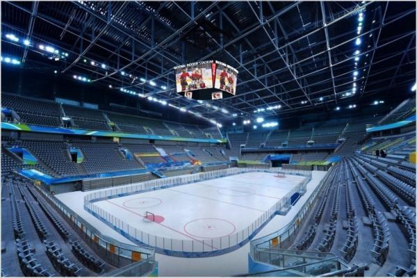 挥别东京 喜迎冬奥 国家体育馆已经准备好啦!