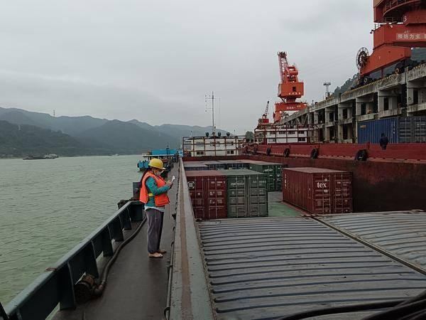 西江航运干线大气治理任重道远