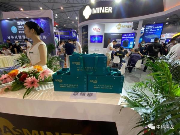 中科声龙亮相Web3.0中国峰会 存算一体高通量芯片吸引目光