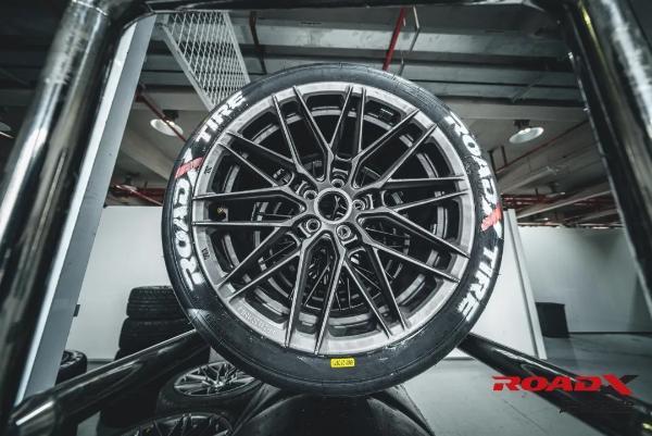 民族品牌的赛道崛起,路极轮胎全热熔胎锐意进军竞速赛场
