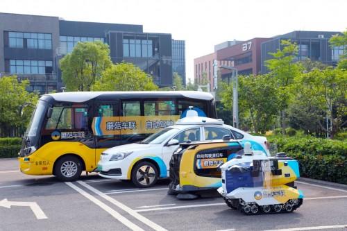 自动驾驶加速落地:地级市话语权提升,蘑菇车联占得先机