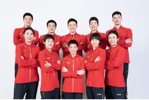自然堂携手中国留学生为奥运健儿助威