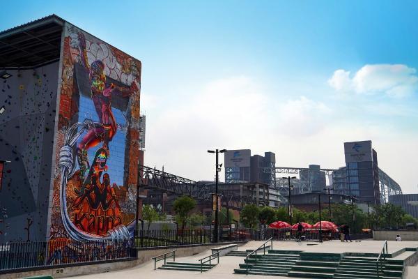 Kappa签约首钢极限公园 打造中国滑板潮流新地标