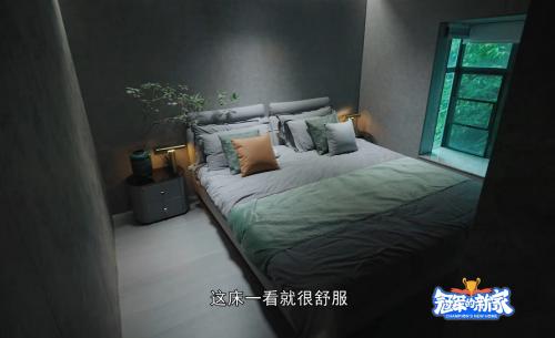 王仕鹏的新家太惊艳了!慕思集团V6家居成功出圈