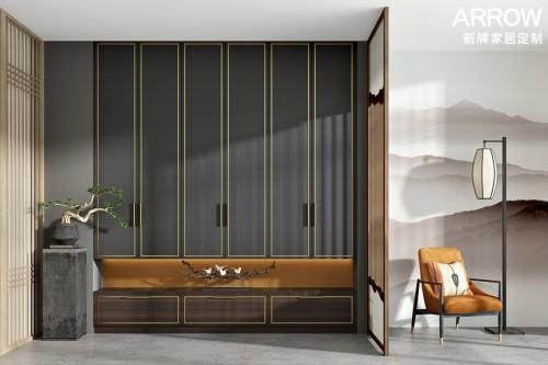 箭牌家居定制:非凡诠释高阶新中式风家居空间