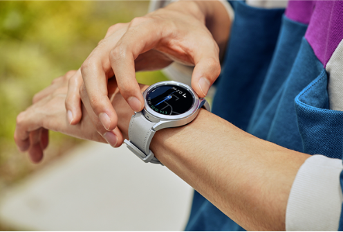 三星Galaxy Watch 4与运动健康深层联动,打开智能健康生活