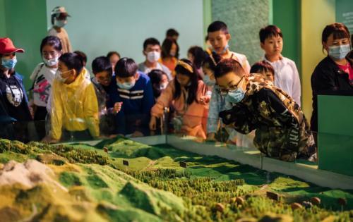 2021英孚教育青少儿夏令营走进新疆,9天西游之旅圆满成功