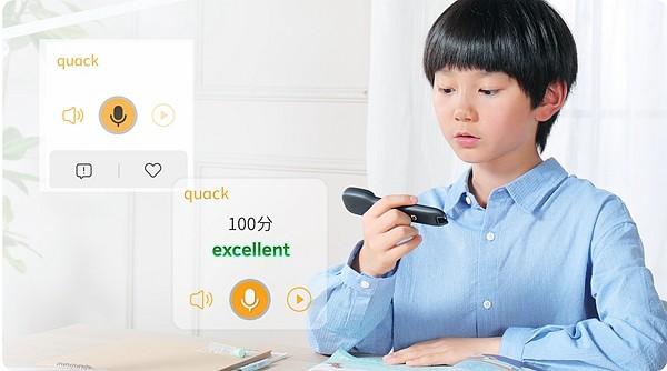 华为智选阿尔法蛋智能词典笔S开售,孩子双语学习好帮手