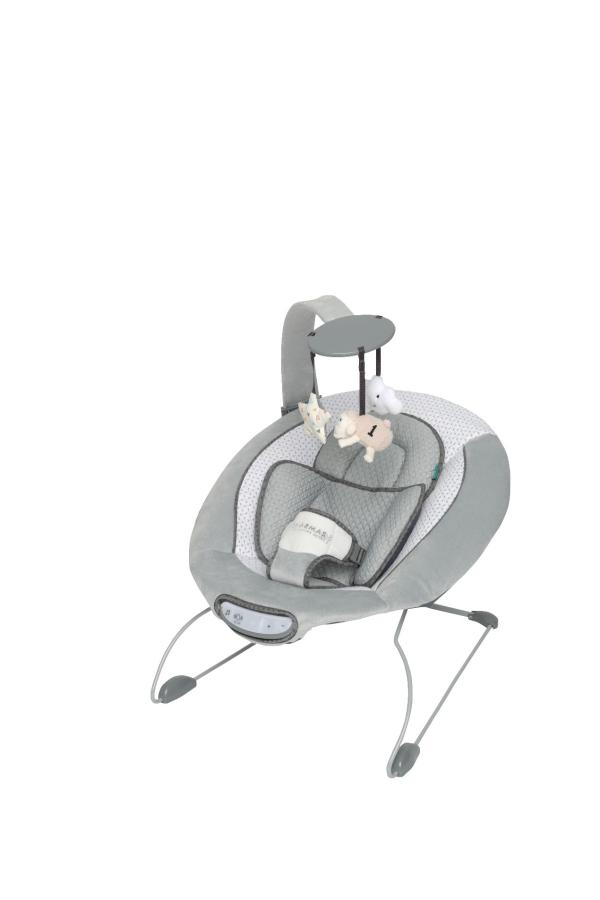 Harmas婴儿摇椅,帮您做育儿悦己的精致父母