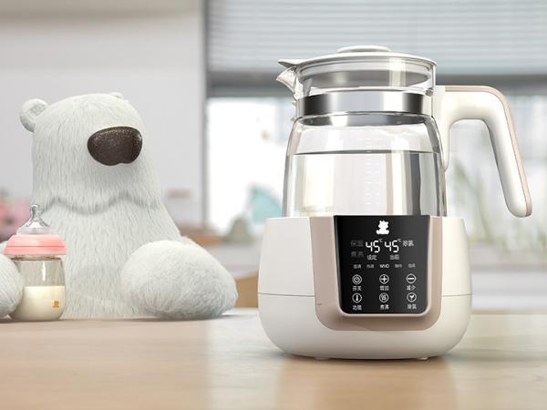 小白熊恒温调奶器,新手爸妈的聪明之选