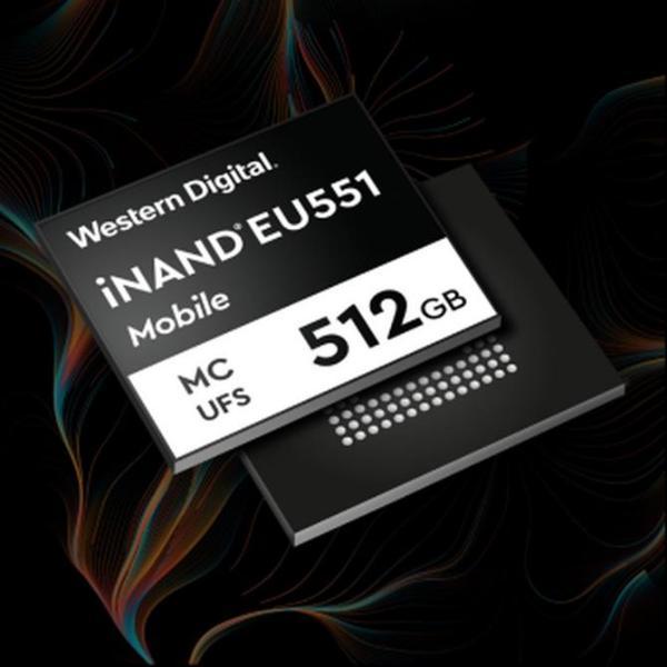 西部数据iNAND MC EU551:为更快的5G和更好的未来