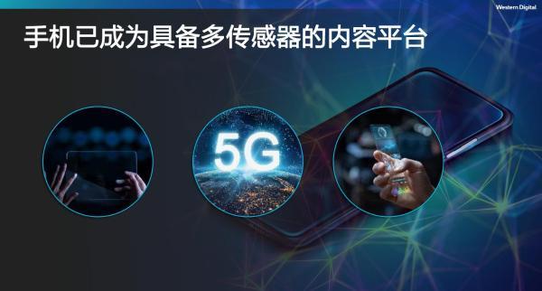 西部数据推出全新嵌入式移动存储解决方案,以创新闪存技术赋能5G时代