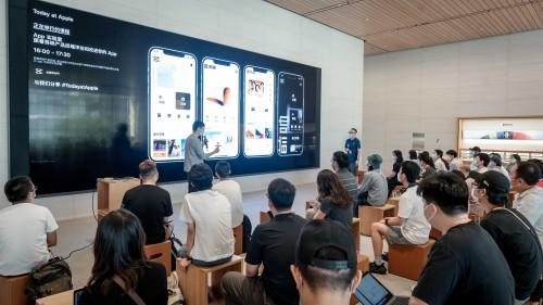 剪映和Apple共建课程内容,助力创业青年培养一技之长