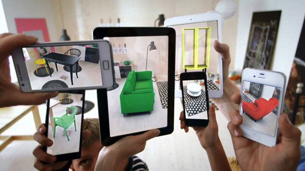 AR购物会流行么?谷歌、微美全息聚焦5G+AR预测未来成主流购物方式