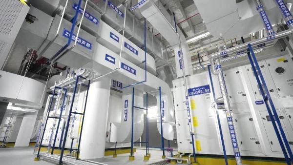好科技才有好品质!海尔中央空调助力青岛胶东机场正式启用