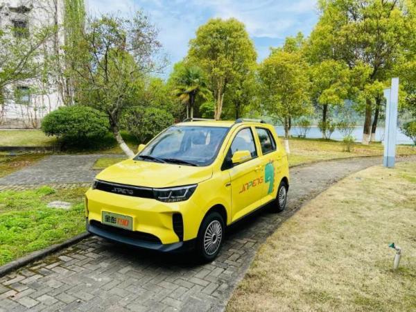 3万块值得买的电动四轮车,金彭新能源实力请战