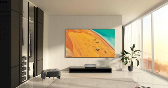 打造最强百吋电视,海信激光电视100L5G多维升级