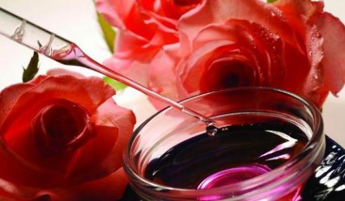 国家发明专利:把真的玫瑰花穿在身上