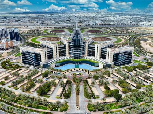 中国企业的孵化园——迪拜硅谷中国中心