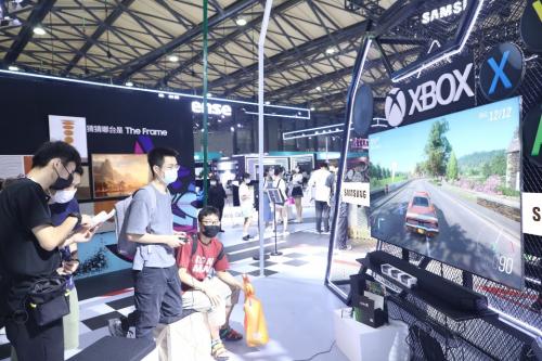 用三星Neo QLED玩Xbox Series X 享受新世代游戏的乐趣