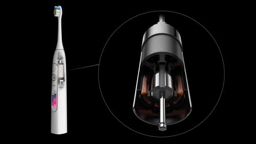 伺服电机行业市场需求稳步增长,一晤未来借势推出自适应电动牙刷