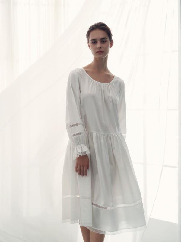 CA BRIDA嘉德丽亚推出早秋新品,打造法式轻奢睡衣新体验