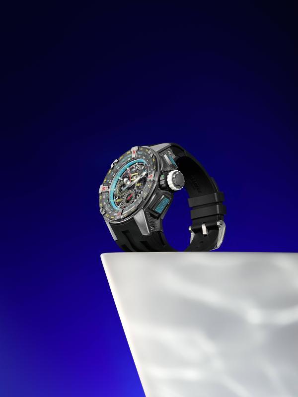 RICHARD MILLE里查德米尔全新腕表与经典赛事