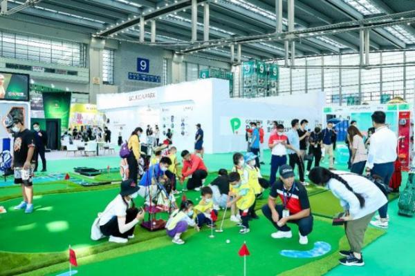 2022高博会规模翻倍,全民高尔夫时代来临?