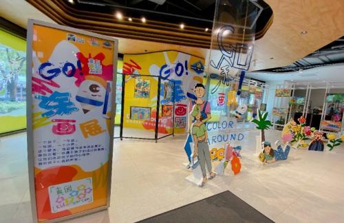 乐聚上滨 礼享不停 首届上滨儿童艺术节再添新亮点