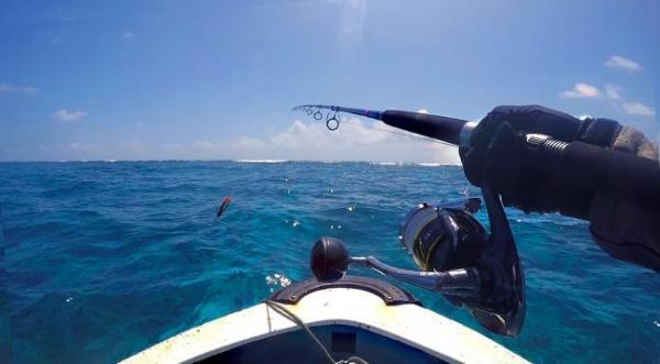 西沙群岛朝圣海钓之旅 PRT-B70-1PR与我一起体验炫彩的蓝