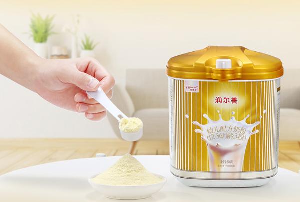 揭秘一罐好奶粉的养成记,让宝妈告别配方奶选择困难症