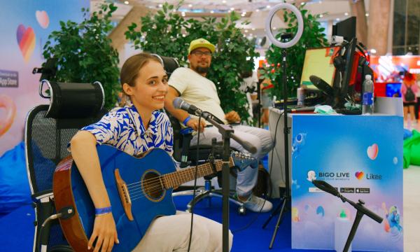 BIGO携两大王牌产品亮相俄罗斯最大直播展
