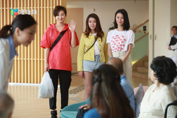 致敬奥运健儿,TVB破格亲情剧《七公主》8月9日埋堆堆全网独播