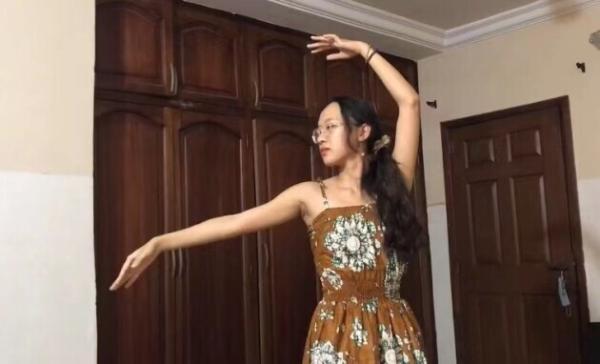 Keep 气质芭蕾对所有女性说:踮起脚尖,你也很美