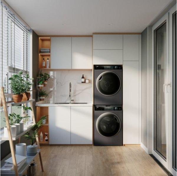 智慧衣物场景成首选!海尔洗衣机份额达到43.9%