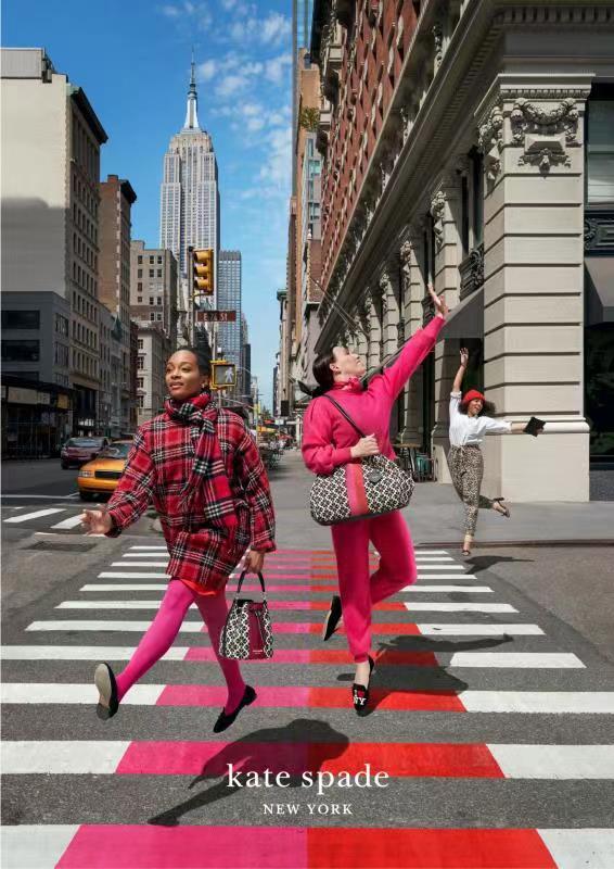 kate spade new york开设抖音小店,加速品牌数字化进程