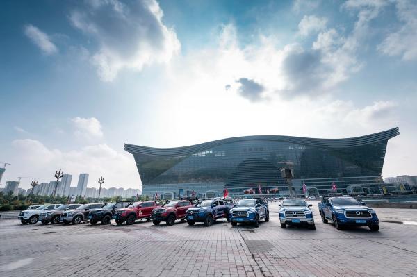 长城皮卡1-7月全球累计销售135698台 海外同比大涨290%