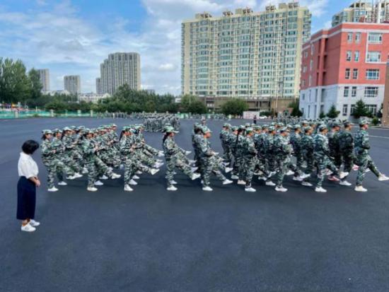 开学新增军事训练课影响学习吗?大智教育为您解析