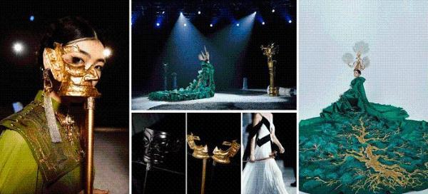 从传统中发掘设计灵感 盖娅传说如何把文化宝藏穿上身