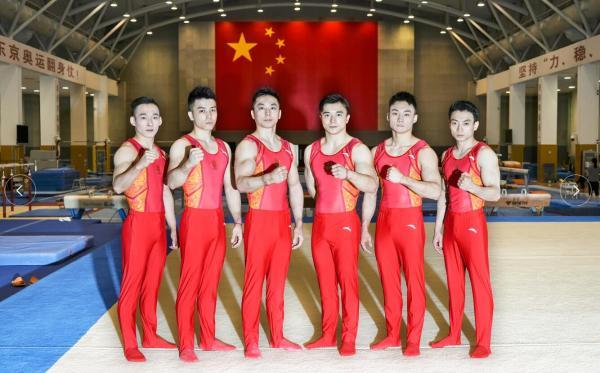 国家体操队东京谱写历史 加多宝喝彩中国活动引爆全网