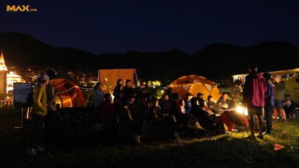 MAX露营生活节:MAX户外海坨露营空间揭幕