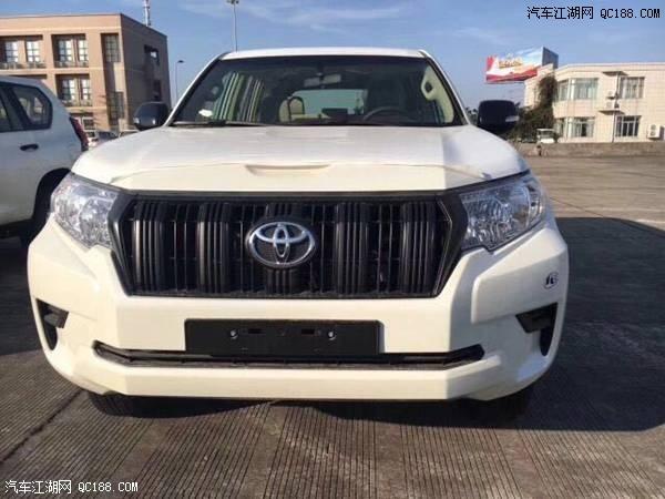 2018款平行进口丰田霸道2700中东版价格