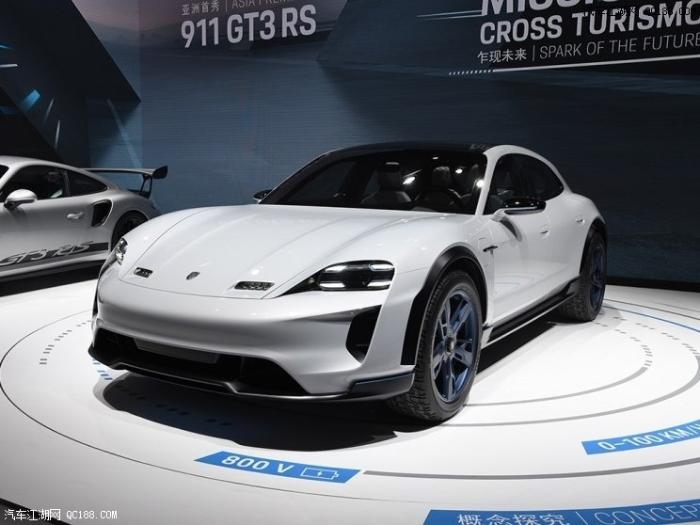 原创Mission E Cross Turismo预计2021年投产
