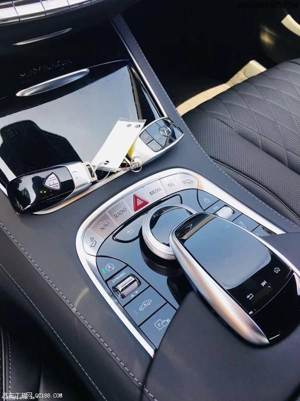 2018款进口车奔驰迈巴赫S650性能体验