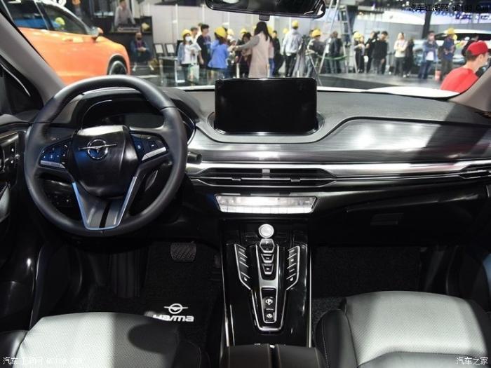 原创海马汽车将于年底前推出三款纯电动车型