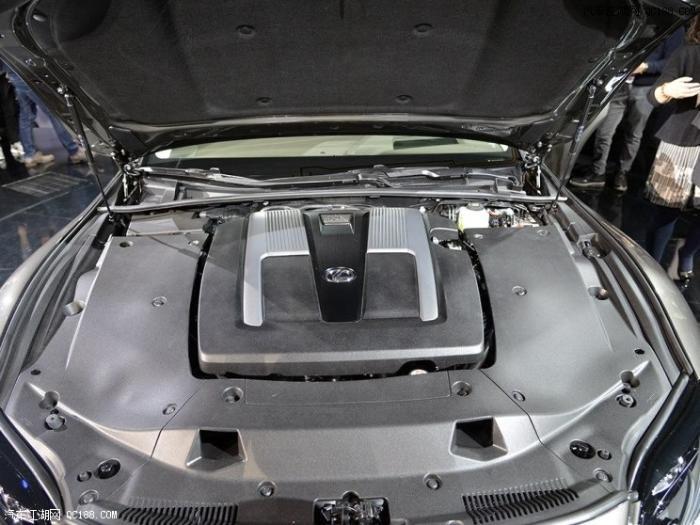 原创雷克萨斯IS F有望搭载3.5T双涡轮发动机