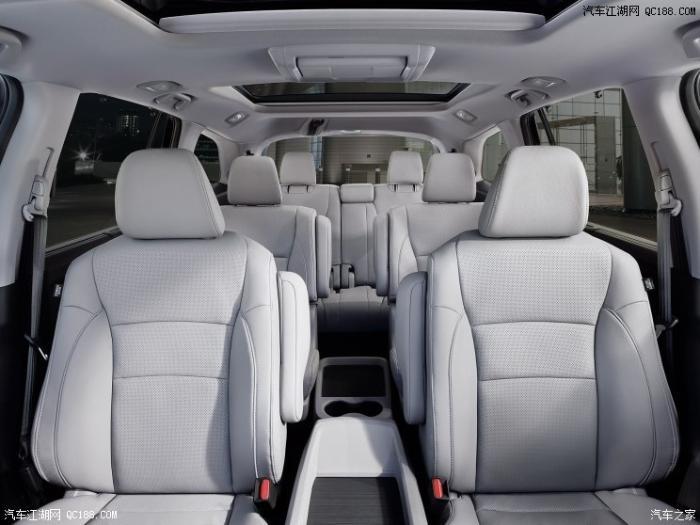 原创与时俱进 本田新款Pilot车型官图发布