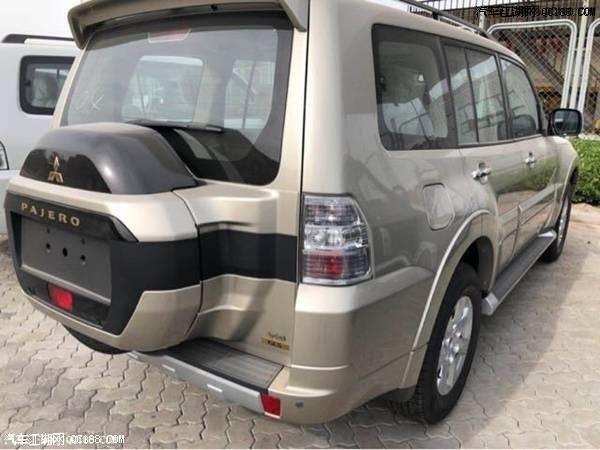 18款三菱帕杰罗V93 3.0L中东版现车报价