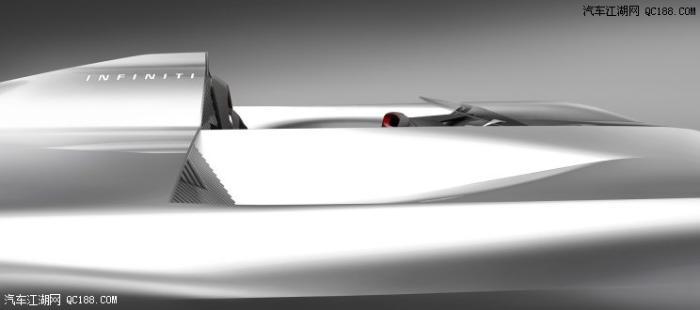 原创纯电动动力 英菲尼迪新概念车设计图曝光